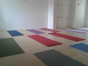 salle de pratique yoga iyengar saint-germain en laye
