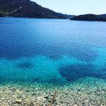 Croatie lastovo solitudo ubli pasadur