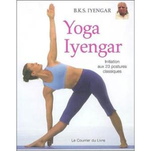 23 postures Yoga Iyengar Saint-germain en laye 78100